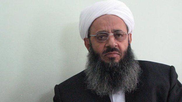 مولوی عبدالحمید اسماعیل زهی امام جمعه سنیهای زاهدان