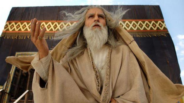 'Hz Muhammed: Allah'ın Elçisi'nden bir sahne