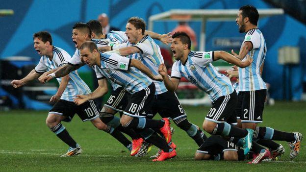 Argentina ganó frente a Holanda el título en 2014.