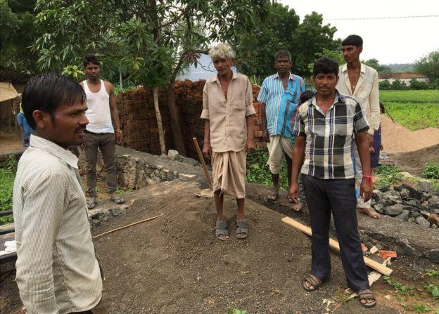 Village men
