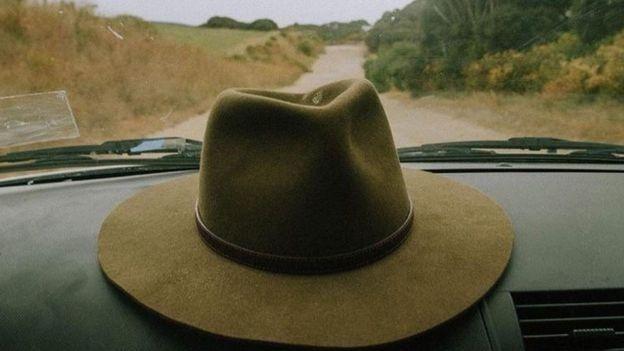 Akubra şapkası