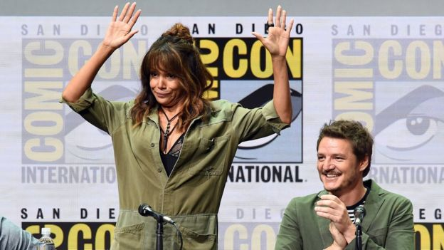 Halle Berry ve Pedro Pascal
