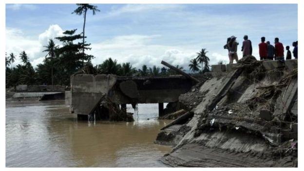 Наслідки стихії на Філіппінах
