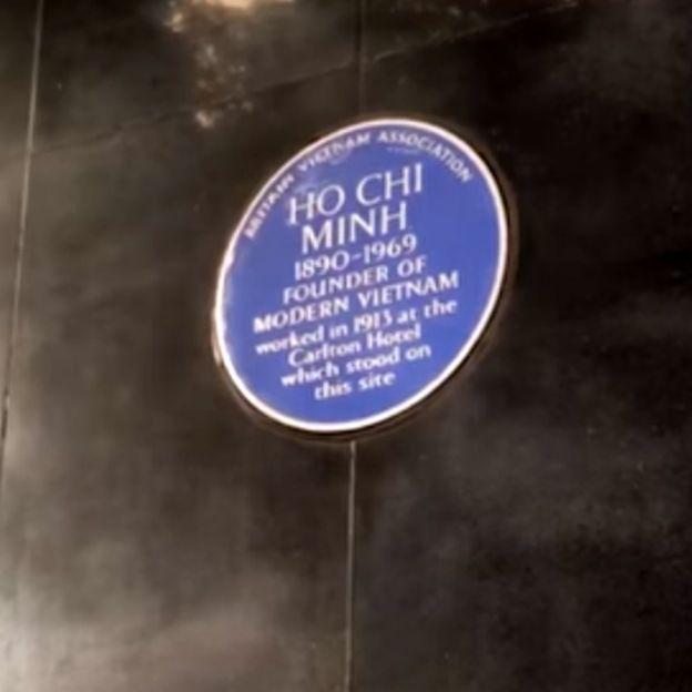 Hồ Chí Minh ở London