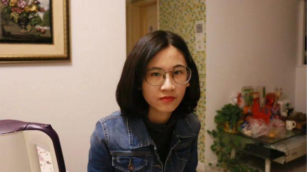 广州女大学生西西
