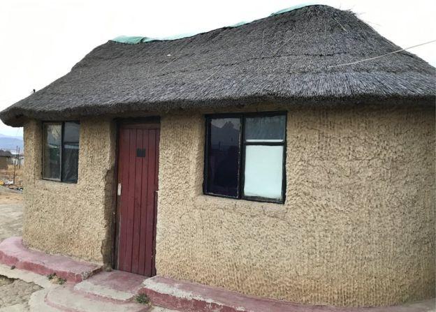 کلبه اجارهای که یکی از مظنونین به آدمخواری در آن زندگی میکرد