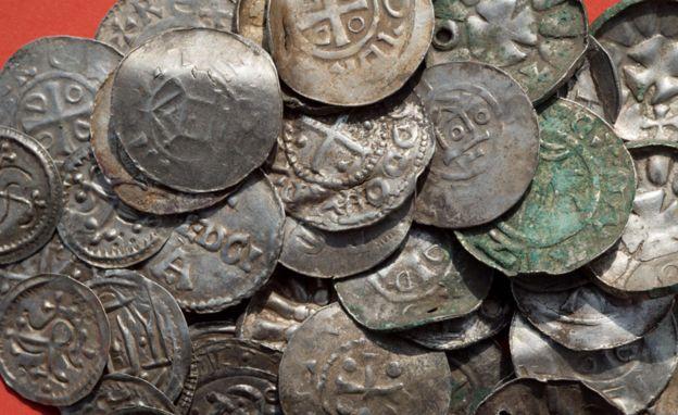Schaprode coins, 13 Apr 18