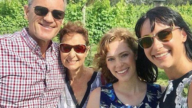 Falkholt family