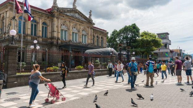 San José de Costa Rica.