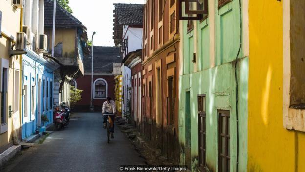 Người Bồ Đào Nha truyền cảm hứng cho ẩm thực trên khắp thế giới, bao gồm cả Ấn Độ, Goa (trong ảnh) và Malaysia.