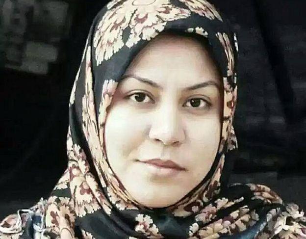Хусния Мухакик, редактор новостей «Зан-ТВ», 28 лет
