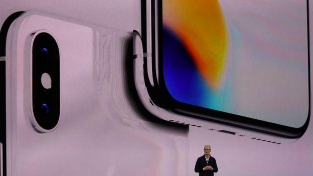 Presentación del iPhone X
