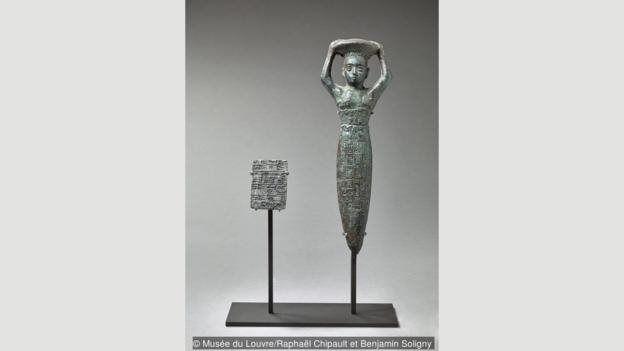 Catatan dari pencatat dan birokrat yang memberi gambaran akan masyarakat Mesopotamia dipesan dan diubah sepanjang waktu.