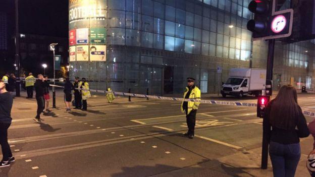 曼彻斯特体育场爆炸