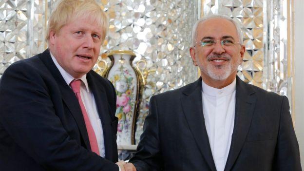 آقای جانسون در دیدار با آقای ظریف در بروکسل درباره چگونگی نجات برجام پس از تصمیم آمریکا برای خروج از آن صحبت خواهد کرد