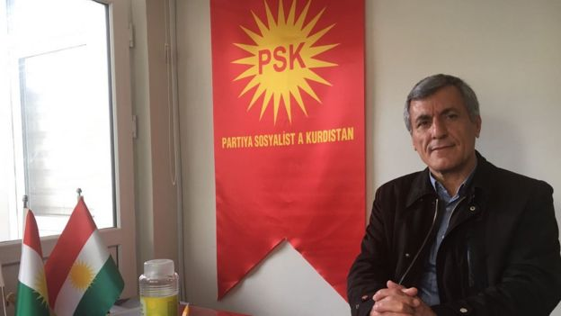 Bayram Bozyel // BBC Türkçe