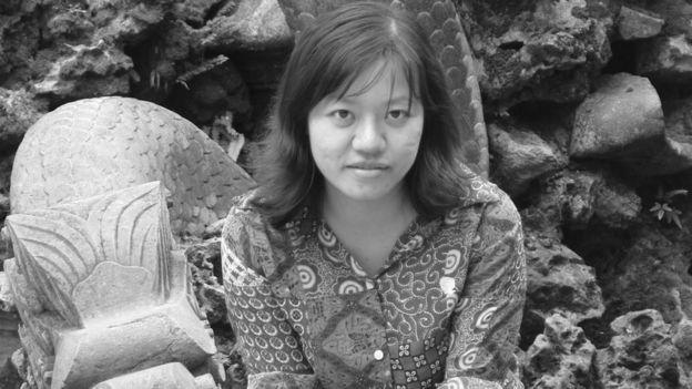 Nhà báo độc lập, blogger Phạm Đoan Trang