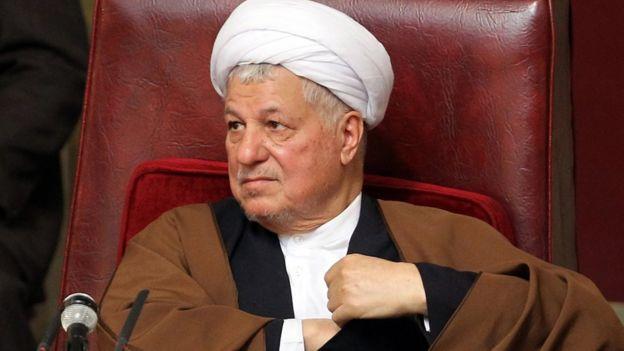 Rafsanjani alikuwa muungaji mkono wa rais wa sasa wa Iran Hassan Rouhani