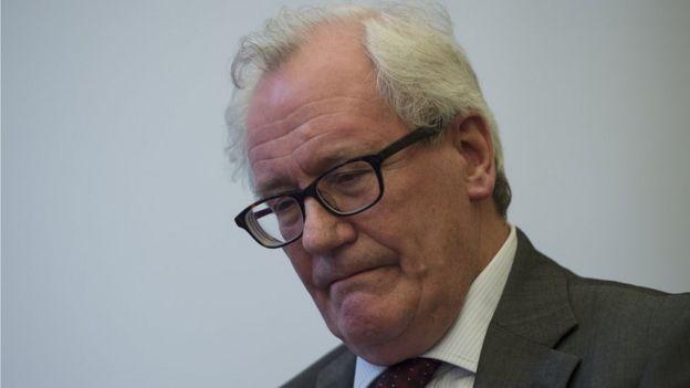 Professor Patrick Minford