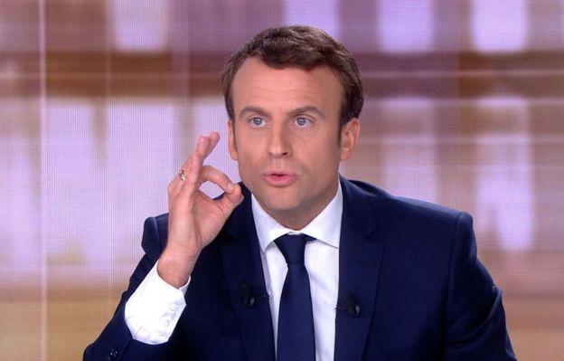 Emmanuel Macron avait consacré dans son programme