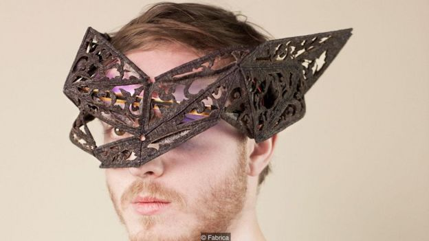 Fabrica's Anti-NIS Accessories are art as much as fashion, imagining a time when our thoughts can be scanned