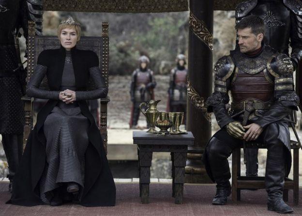 Cersei y Jamie