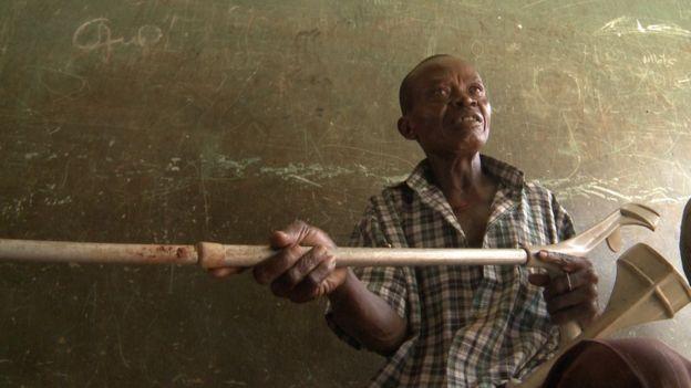 Biafra War veteran Francis Njoku