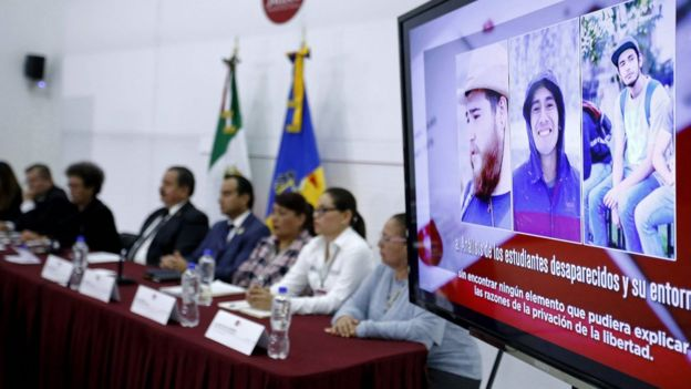 Conferencia de prensa de las autoridades de Jalisco