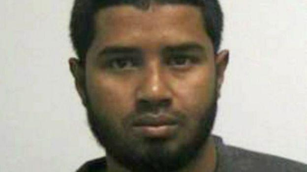 El presunto autor del ataque, Akayed Ullah