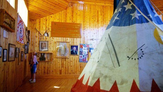 Museo de los Indígenas de Norteamérica