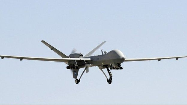 Islamic State Conflict UK Would Repeat Syria Drone Strike