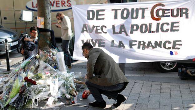 هجوم باريس كان على رأس اهتمامات الصحف البريطانية
