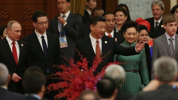 一带一路国际合作高峰论坛