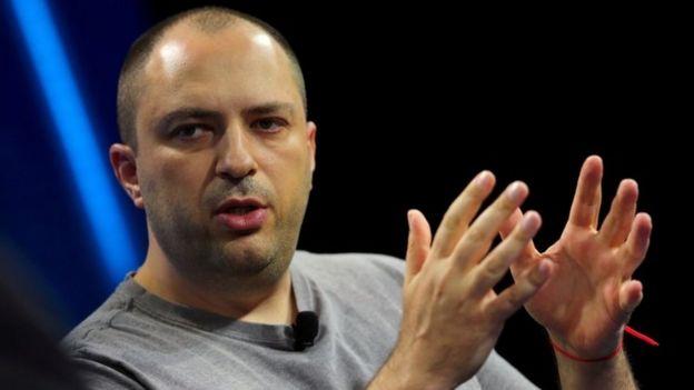 Koum criou o WhatsApp junto com Brian Acton em 2009