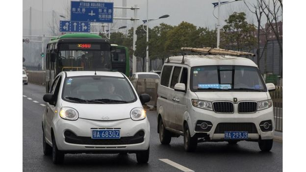 Autopista china