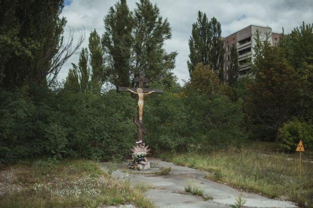 Ukrayna, Çernobıl, qadağan zona, İsa Məsih