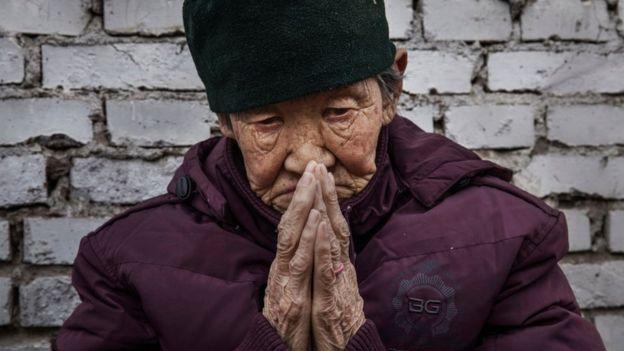 Un católico chino.