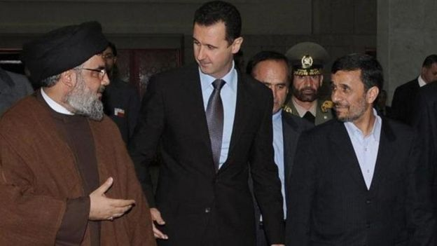 Image result for news for Bashar al-Assad, photos