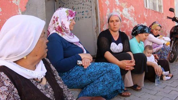 BBC Suriçi kadınlar