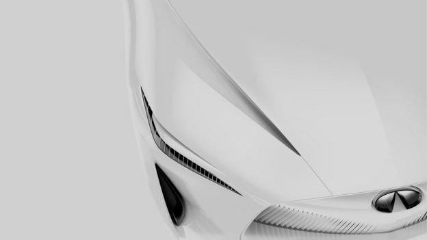 مدلهای آینده اینفینیتی براساس این کانسپت طراحی خواهد شد