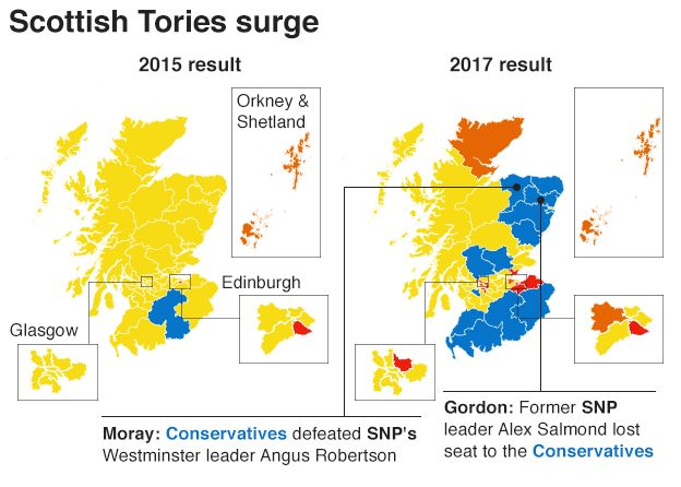 General election 2017 Sturgeon says Indyref2 a factor in SNP