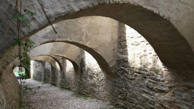 Forte da igreja