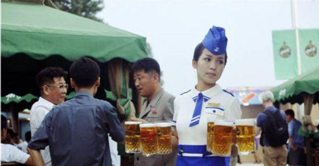 Bia Bắc Hàn