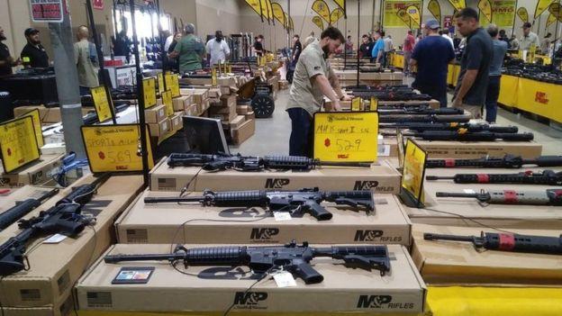Feira de armas da Flórida