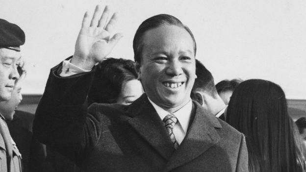 Mỹ ép Tổng thống Nguyễn Văn Thiệu ký Hiệp định Paris
