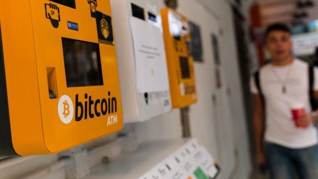 ATM de bitcoins