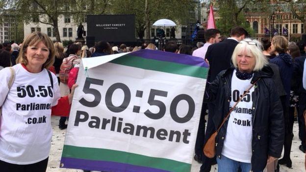 50:50 campaign