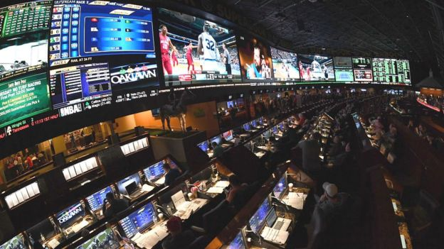 Racing series take wait-and-see approach to ruling on sports betting