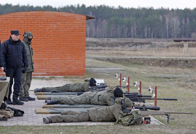 Снайпери