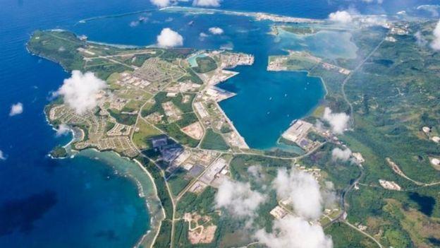 Visiwa vya Guam nchini Marekani